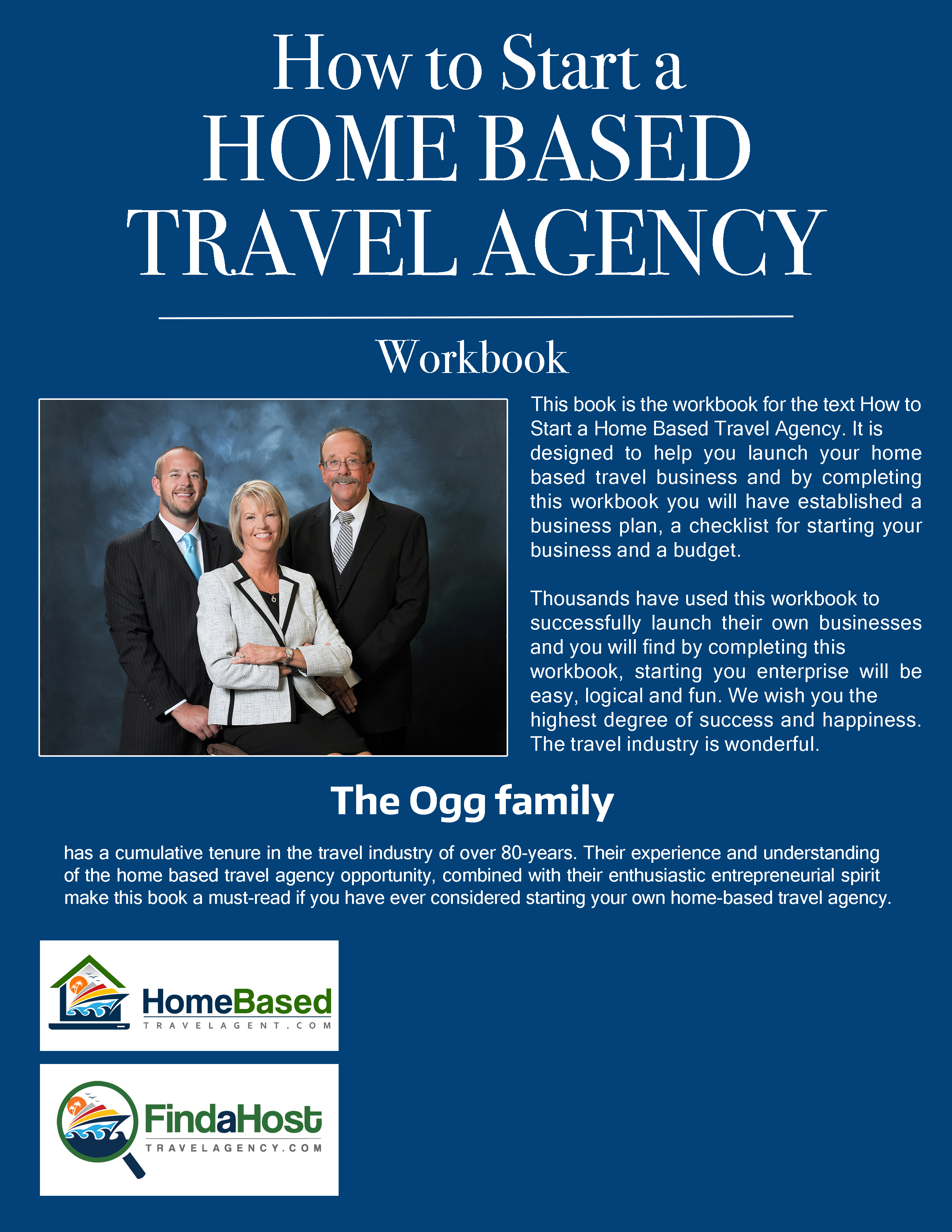 Top Rated Home Based Travel Agency Host