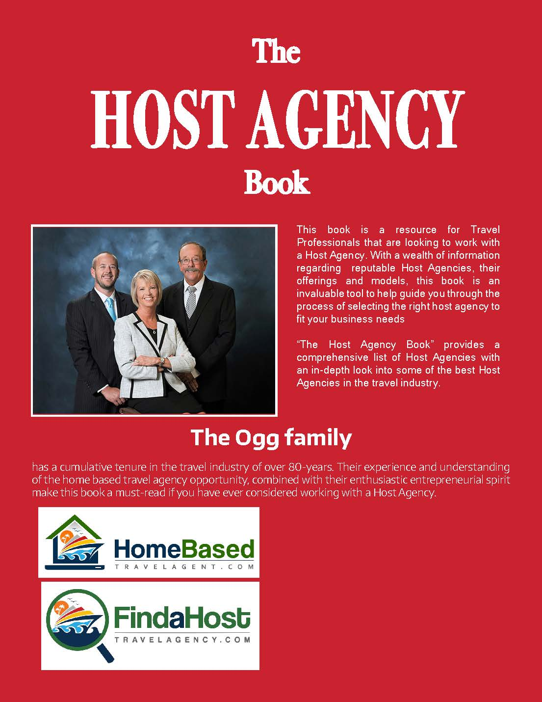 The Host Agency Book - 2017 Edition
