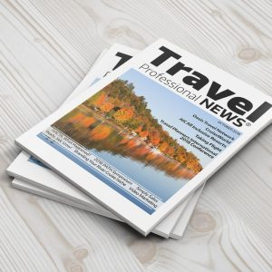 October 2018 Issue of Travel Professional NEWS Travel Agent Magazine
