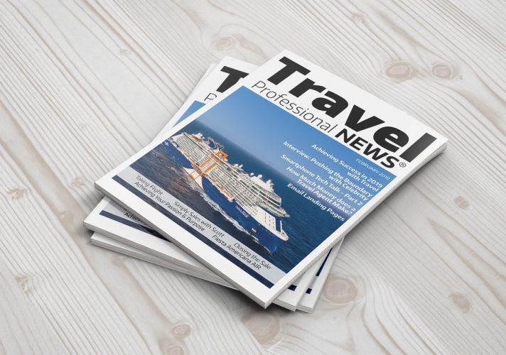 Travel Agent news for February 2019