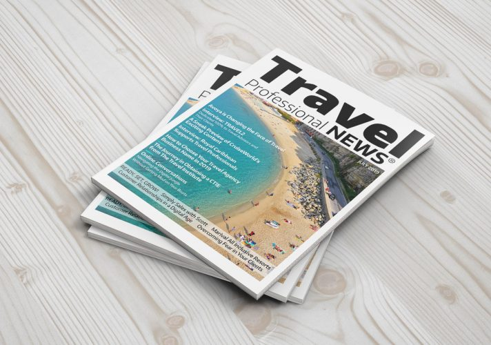 July 2019 Travel Agent News for Home Based Travel Agents