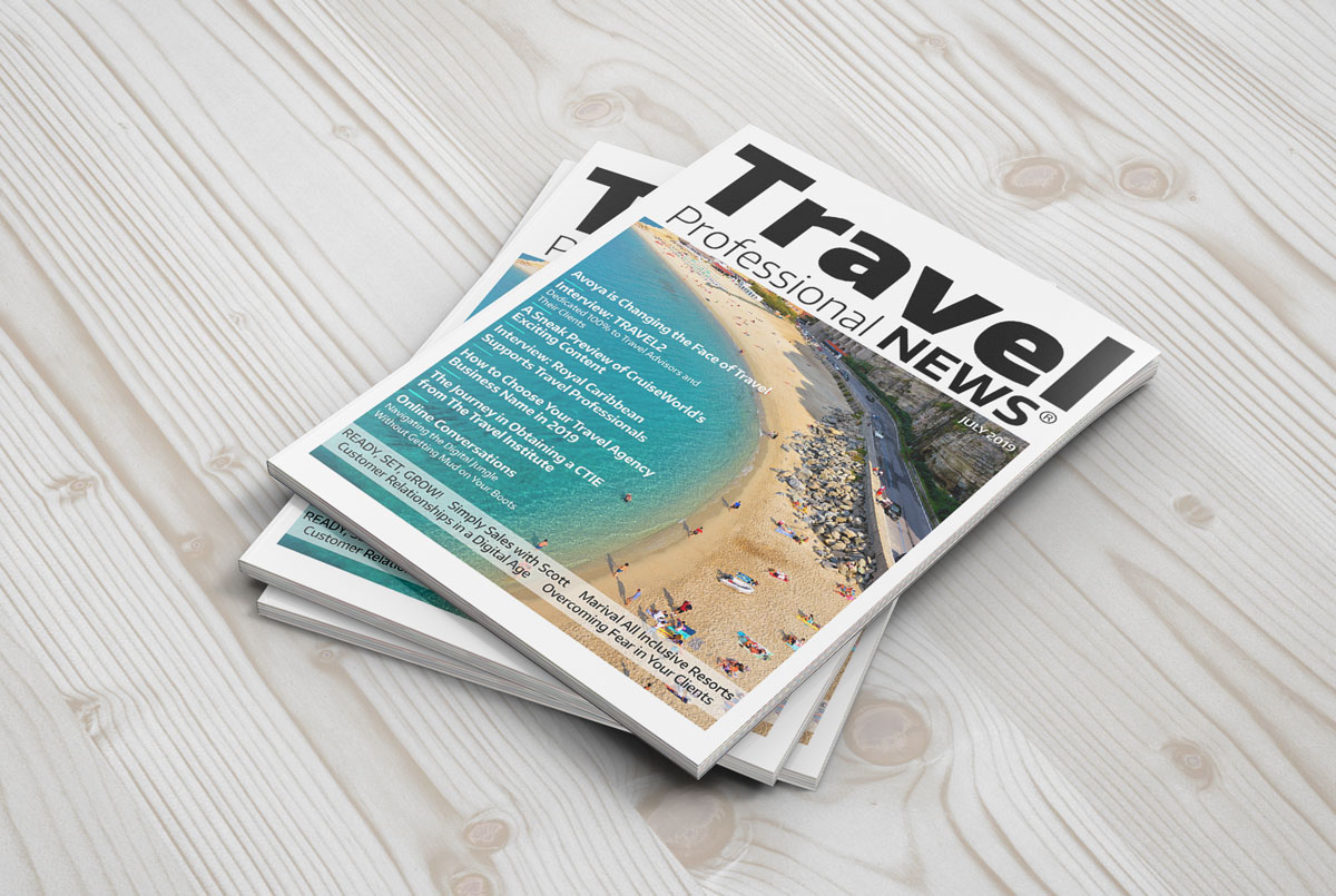 July 2019 Issue – Travel Professional NEWS | Home Based Travel Agent