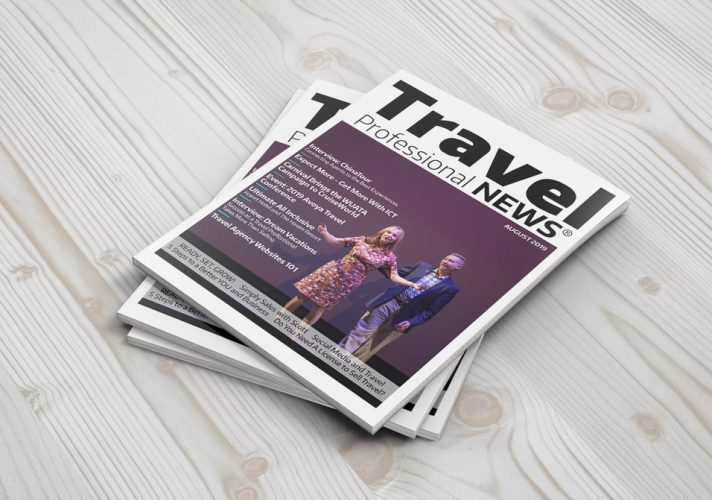 August 2019 Home Based Travel Agent News