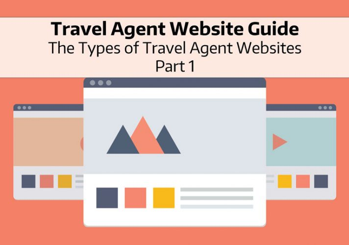What Types of Websites are there for Travel Advisors