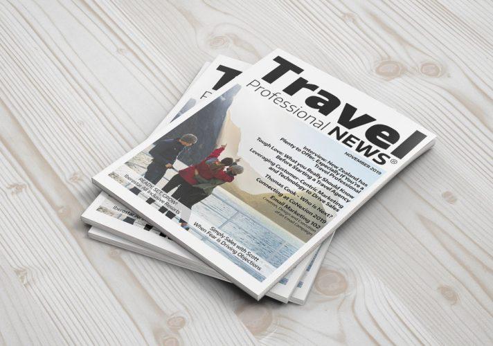 November 2019 Digital Magazine for Travel Professionals