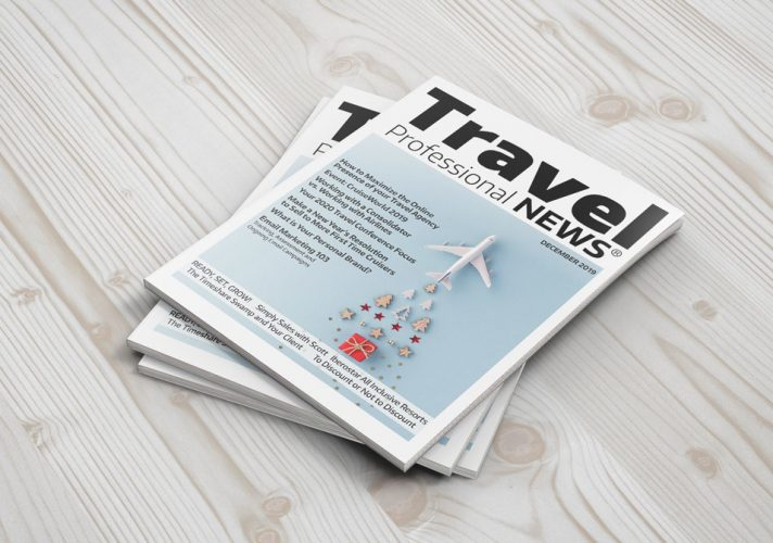 December 2019 Home Based Travel Agent News and Articles