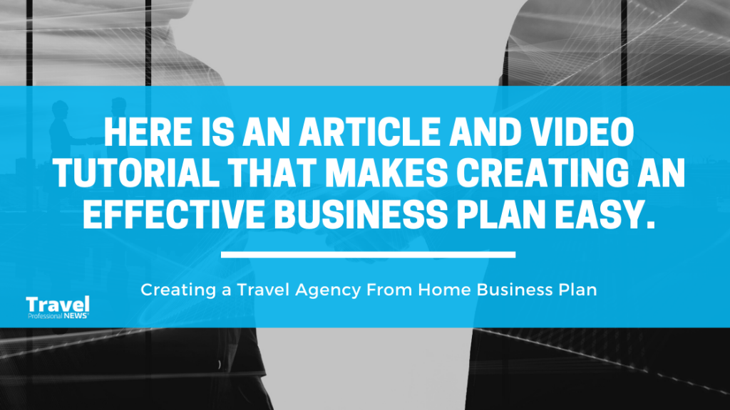 Creating a Travel Agency From Home