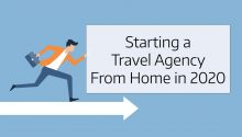 Starting a Travel Agency From Home in 2020