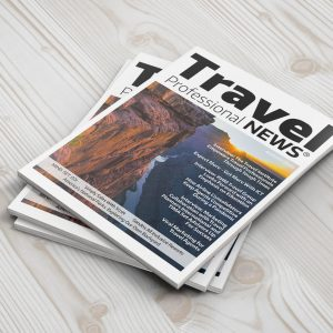 August 2020 Issue of Travel Professional NEWS with Interviews, Industry News and helpful Tips for your Travel Agency