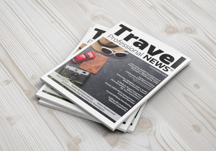 September 2020 Issue Update by Travel Professional News