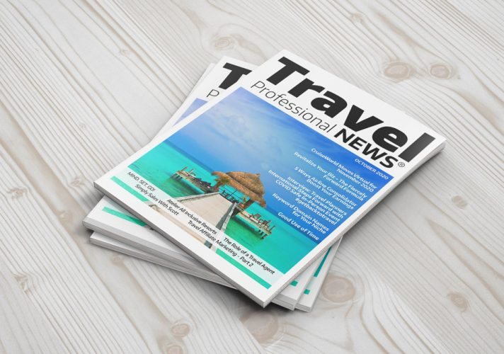 October 2020 Issue Update by Travel Professional News