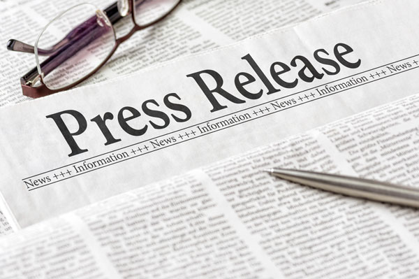 Engage in an Aggressive Press Release Campaign